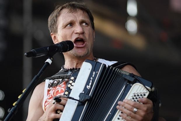 Олег Скрипка открестился от «гетто для дебилов»