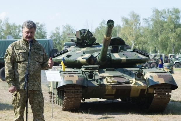 Президент приказал обеспечить ВСУ модернизированными танками
