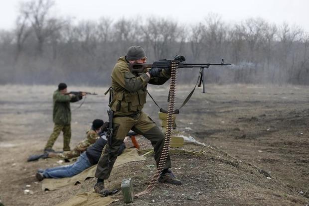 За день боевики совершили почти 20 вооруженных провокаций