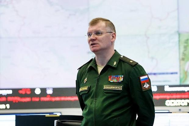 В Минобороны РФ отреагировали на обвинения ЦРУ по Сирии