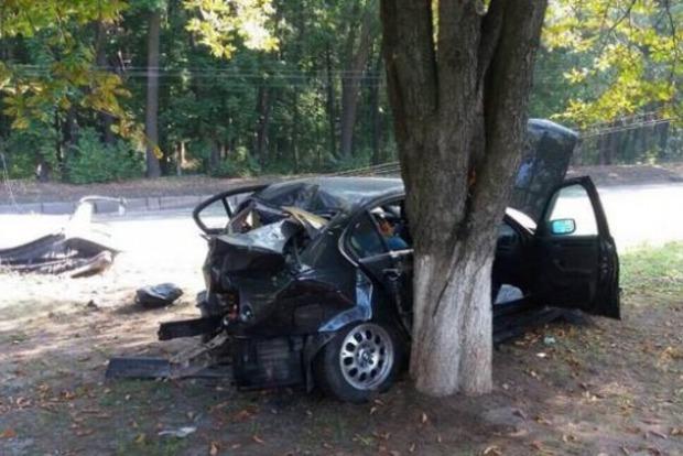 В Харькове пьяный полицейский из Киева устроил смертельное ДТП