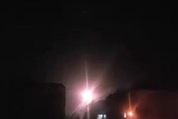 Сирия обвинила ВВС Израиля в обстреле окрестностей Дамаска