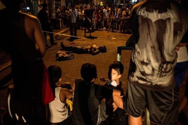 НаФилиппинах задва дня убили неменее 20 наркоторговцев