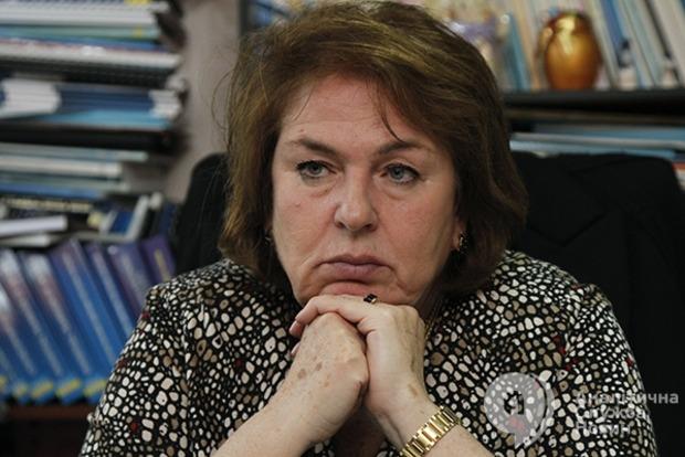 Елла Лібанова: В Україні демографічний потенціал вичерпано. Ми вимираємо вже 50 років