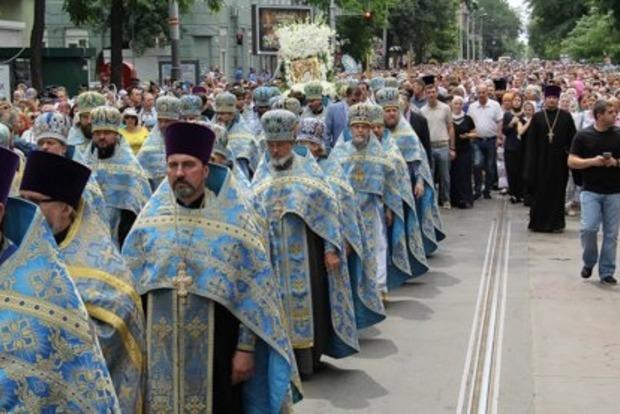 В Одессе отменили крестный ход на 9 мая