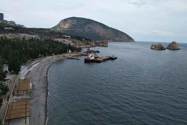 Снимать запрещено. Показали фото «секретного» пляжа в Крыму