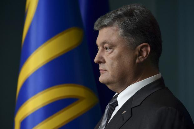 Порошенко прокомментировал взрывы боеприпасов в Калиновке