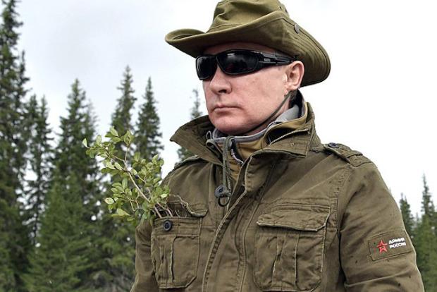 В Канаде хотят признать Путина военным преступником
