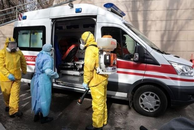 Коронавирус уверенно шагает по Украине. Есть первая тысяча!
