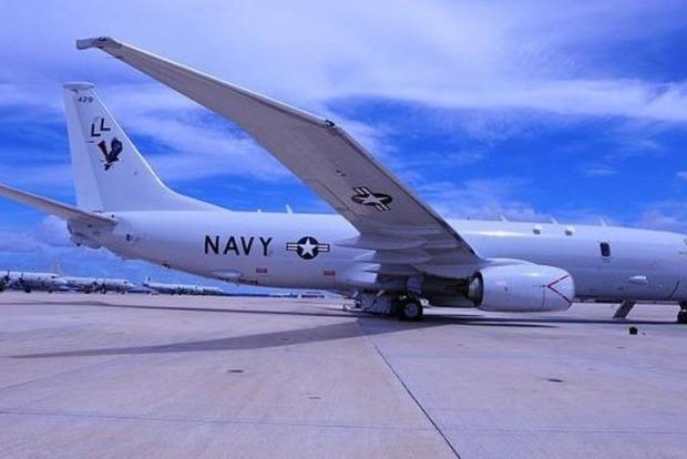 Истребитель России над Черным морем пролетел в 6 метрах от самолета ВМС США