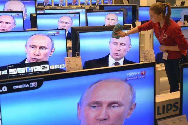 Российская пропаганда транслируется на 100 км вглубь Украины - активист