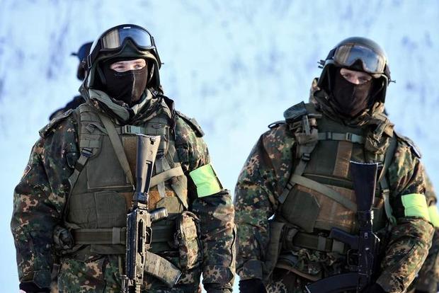 На Донбасс прибыли две бригады российского спецназа из Тамбова и Молькино