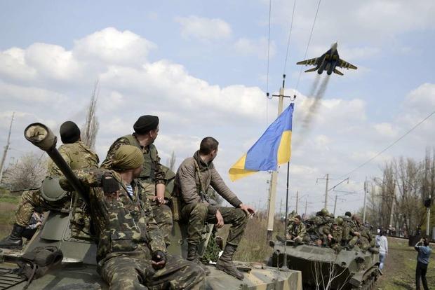 Командующий Нацгвардией Аллеров считает, что вражда наДонбассе продлится недолго