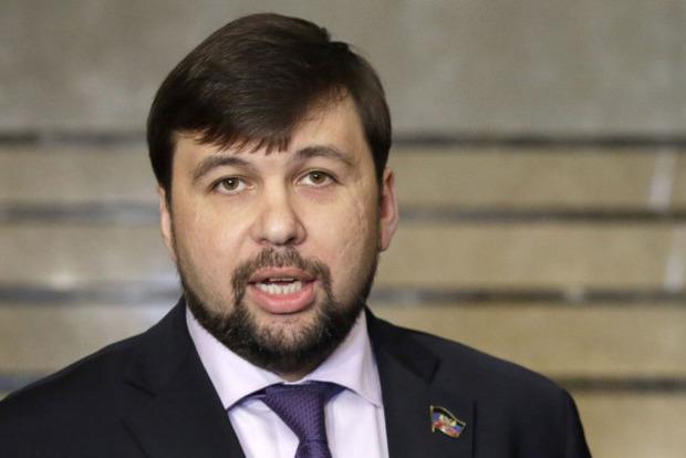 Идеолога «ДНР» Пушилина заменили гламурным руководителем драмтеатра Донецка