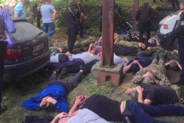 Вооруженный конфликт в Винницкой области: задержаны 38 человек, шестеро пострадали
