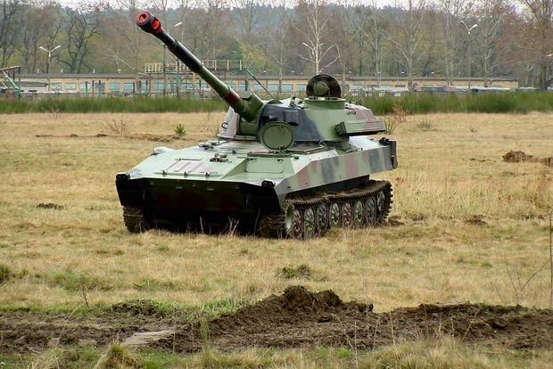 ВСУ уничтожили батарею «Гвоздик» под Докучаевском