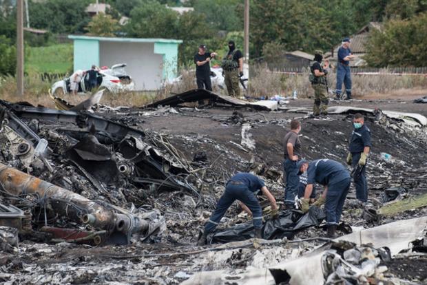 Версия Минобороны России: Рейс МН17 сбили украинской ракетой