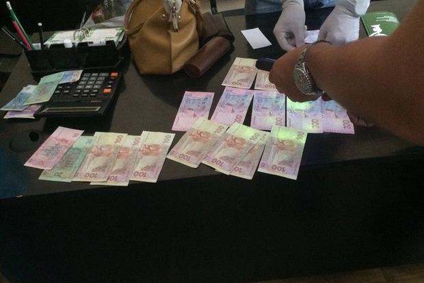 На Волыни две сотрудницы налоговой инспекции задержаны на взятке