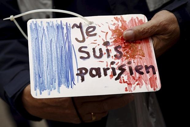 Парижская трагедия сквозь слезы украинцев