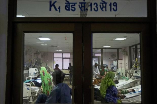 В Индии снова сообщают о массовой гибели десятков детей