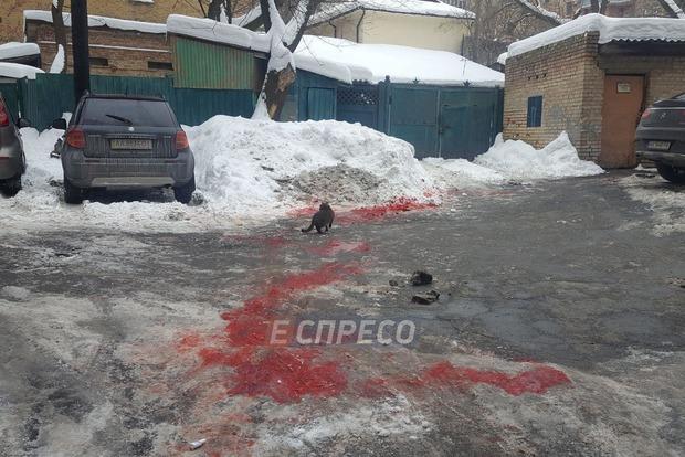 СМИ выяснили: в правительственном квартале Киева зарезали бизнесмена