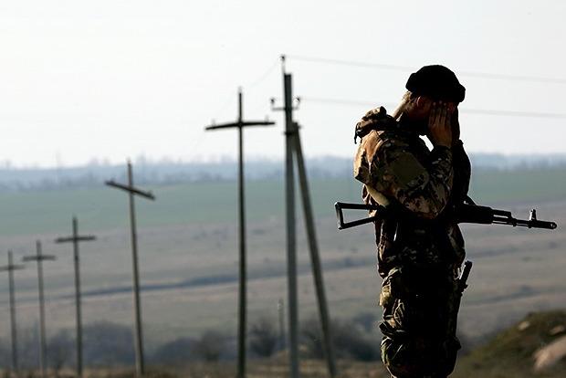 Пророссийские оккупанты 11 раз открывали огонь по позициям сил АТО