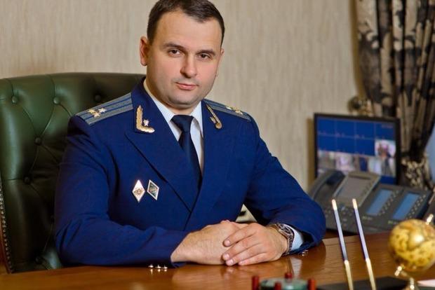 Подал в отставку начальник управления внутренней безопасности Государственной фискальной службы