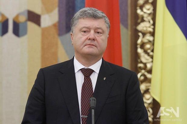 Порошенко заявил, от чего зависит выполнение закона по Донбассу