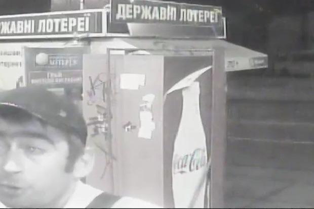 Убийство начальника УГО: украинцев просят опознать подозреваемого