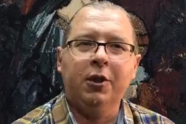 Соратник Корчинского утверждает, что это он на фото в Приднестровье, а не Яценюк