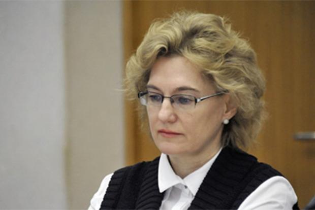 Голубовская поставила под сомнение вывод МОЗ о том, что третья волна пандемии завершена