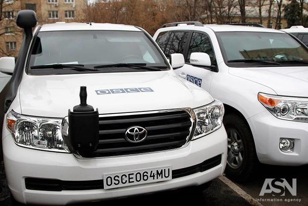 Безпілотник ОБСЄ побачив новий табір бойовиків біля Донецька