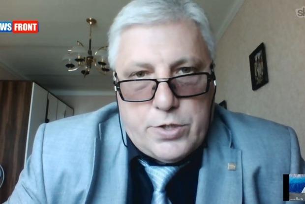 В «ДНР» российского политолога избили прикладами и отправили «на подвал»