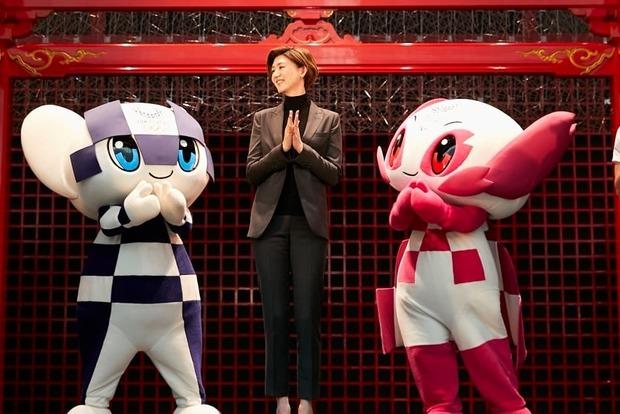 Роботы на Олимпиаде в Токио