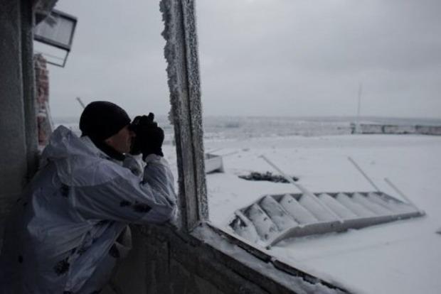 Штаб АТО: Сутки на Донбассе прошли без потерь
