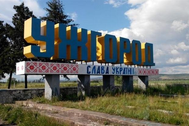 В Ужгороде прогремели два взрыва