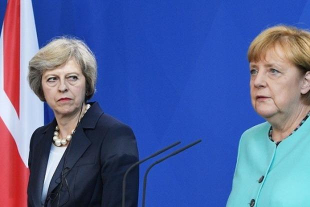 Германия и Британия будут совместно противостоять агрессии РФ