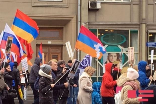 В Москве произошла массовая драка на акции «Бессмертный полк»