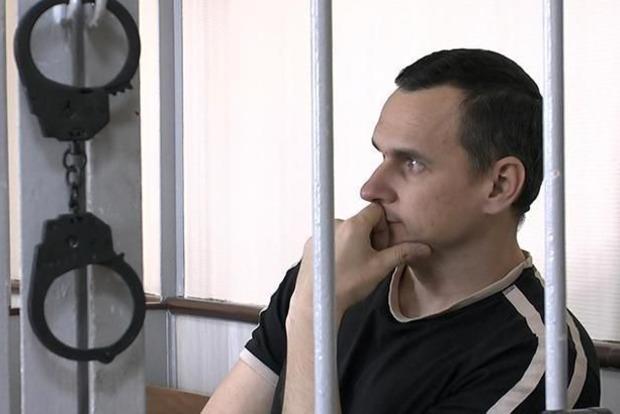 У Сенцова пульс упал до 40 ударов в минуту - адвокат