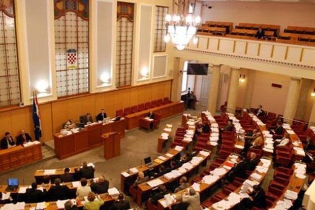 В Хорватии парламент решил самораспуститься