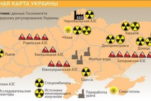 Депутаты предложили вернуть Украине статус ядерного государства