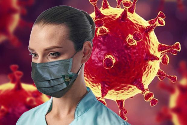 COVID-19: В Украине зафиксирована массовая вспышка заболевания сразу в двух медучреждениях
