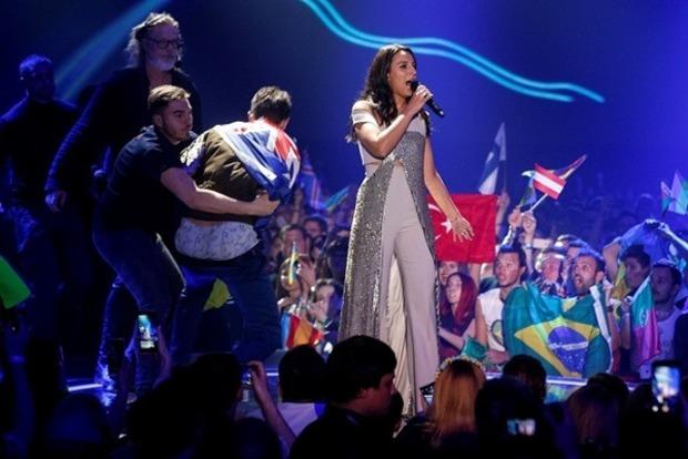 Евровидение. Джамала впервые прокомментировала голые ягодицы