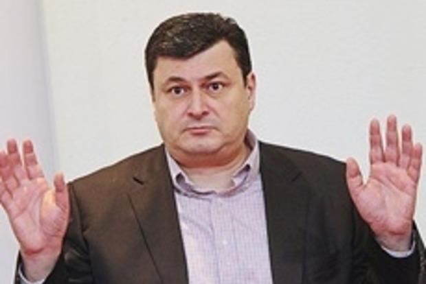 Рада не смогла отправить в отставку Квиташвили