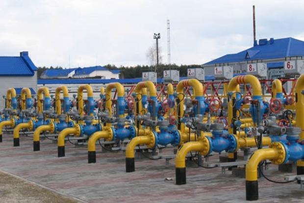 С начала отопительного сезона Украина подняла из ПХГ 1,7 млрд куб. м газа