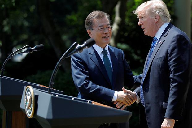 США и Южная Корея пересмотрят ракетное соглашение