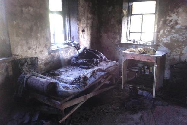 В Сумской области при пожаре погибли три человека