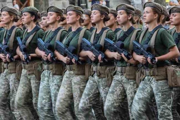 Геращенко: У лавах ЗСУ служать 25 тисяч українок