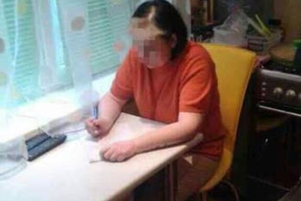 В районе АТО задержана военнослужащая, работавшая на Россию