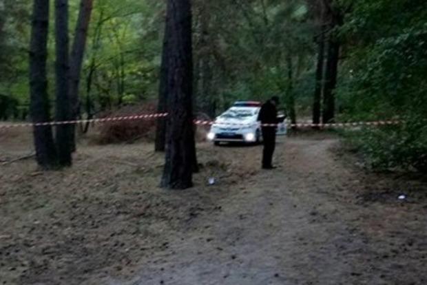 В Харькове преступники сбили патрульного уходя от погони